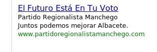 Partido Regionalista Manchego