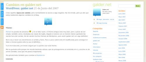 GenkiTheme castellano