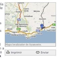 El Correo, usando Google Maps