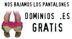 Dominios .es gratis