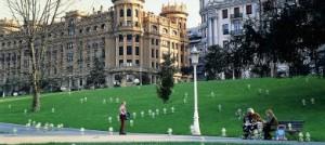 Los pitufos han llegado a Bilbao