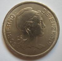 Monedas de Gobierno de Euzkadi