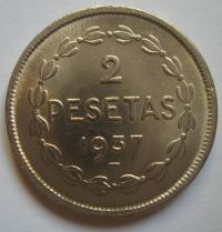 2 pesetas de Euzkadi