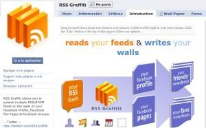 Cómo publicar posts en el muro de Facebook RSS automaticamente