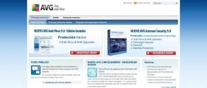 Antivirus gratis Free AVG