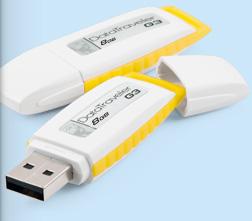 Memoria USB para instalar el Windows 7