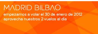 Vuelos Bilbao Madrid Easyjet